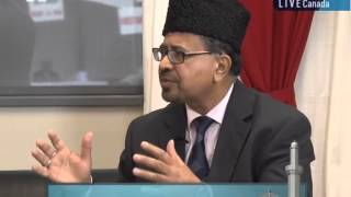 Vancouver, Canada: Interview with Maulana Mubarak Ahmad Nazir and Nasim Mahdi