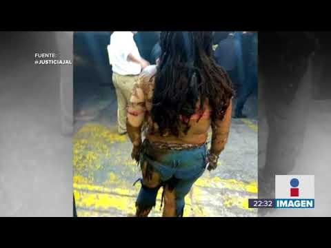 Un Camión Fue Incendiado En Jalisco Y Un Bebé Murió Por Quemaduras En 98% De Su Cuerpo