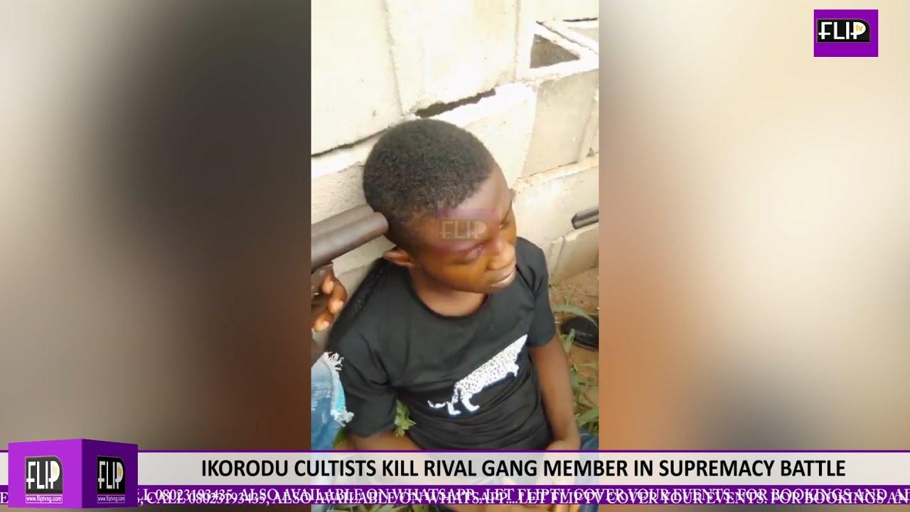 Download IKORODU CULTISTS KILL RIVAL GANG MEMBER IN SUPREMACY BATTLE