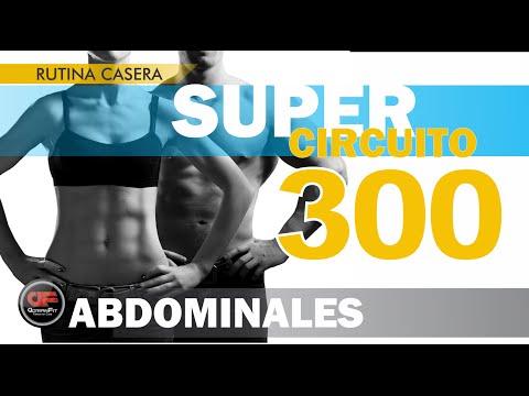 Rutina para Marcar el Abdomen - Circuito 300 ABS!!