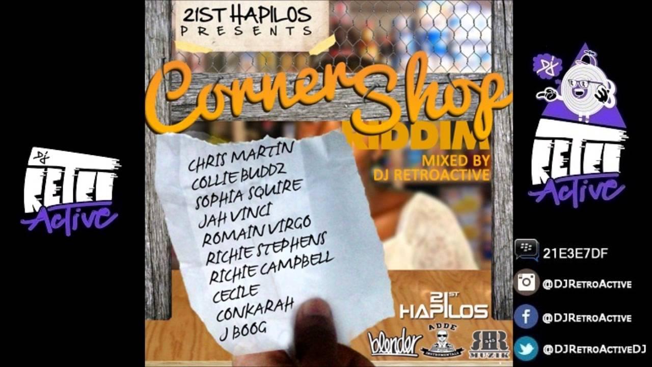 cornershop riddim