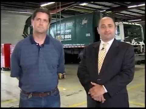 Business Spotlight Waste Pro
