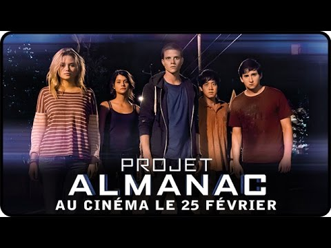 PROJET ALMANAC - Bande Annonce officielle [VOST] streaming vf