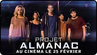 PROJET ALMANAC - Bande Annonce officielle [VOST]