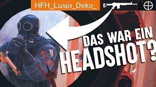 DAS WAR EIN HEADSHOT?! | RAINBOW SIX: SIEGE