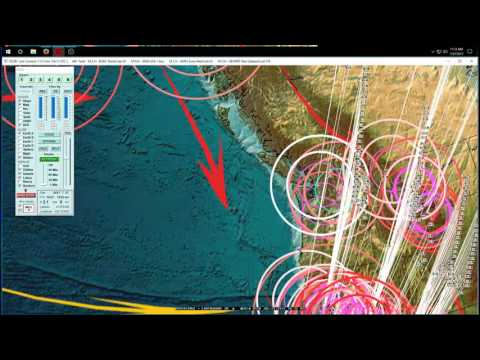 7/27/2017 -- West Coast USA Earthquake Update -- California, Oregon, Washington -- BE AWARE