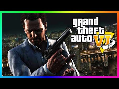 GRAND THEFT AUTO 6 HUGE LEAK! - NEW DELETED INFORMATION EMERGES PROVING GTA 6 IS IN DEVELOPMENT!
