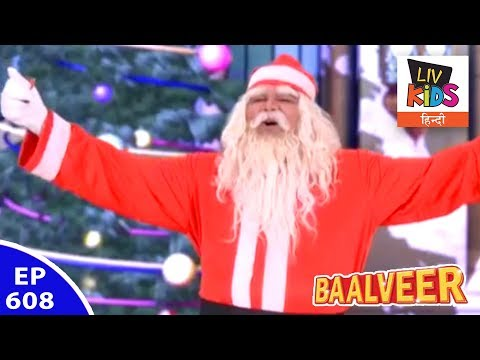 Baal Veer - बालवीर - Episode 608 - Santa In Pari-Lok