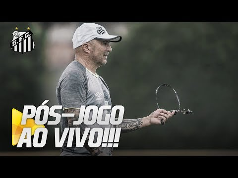 JORGE SAMPAOLI | PÓS-JOGO AO VIVO (27/01/19)