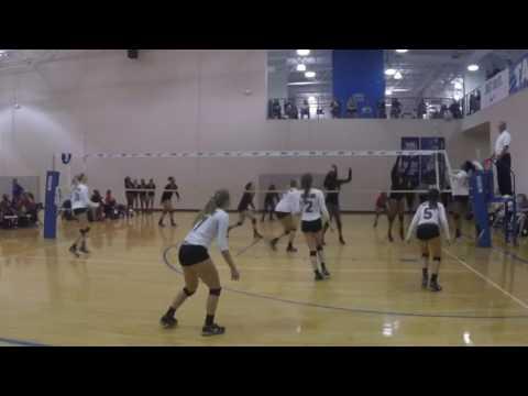 Blocksport 15 National vs  Skyline 15 Molten