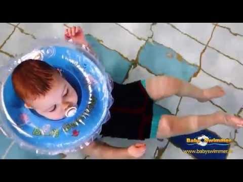 Babyswimmer colac de inot pentru copii 0-36 luni