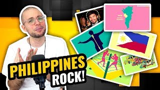 14 Reasons the Philippines Is Different from the Rest of the World | MUSIC PRODUCER REACTION