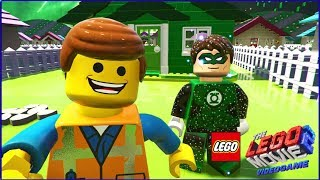 The LEGO Movie 2 Videogame Level 5 Harmony City 100% Completion