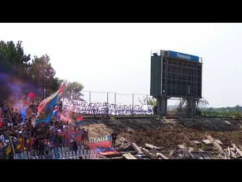 Peluza Sud Steaua, La Demolarea Stadionului Ghencea