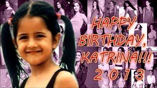 Happy Birthday KATRINA KAIF 16th July 2013