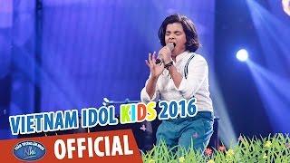 vietnam idol kids 2016 - gala 4 - hallelujah - jayden