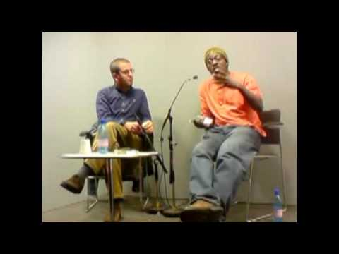 AWE Q&A - Nii Ayikwei Parkes on women in African literature