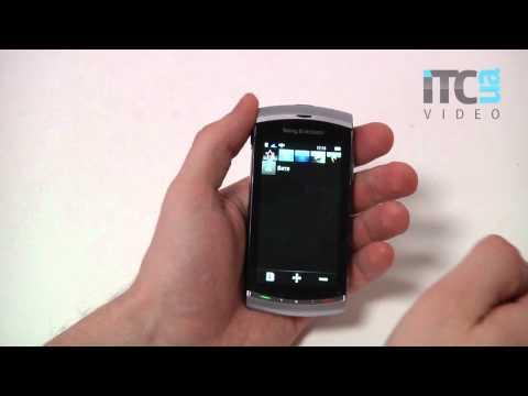 Обзор Sony Ericsson Vivaz