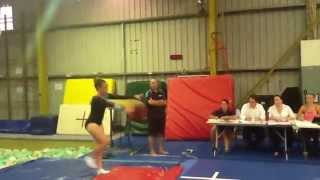 QC1 TUMBLING - Bridget McCarthy (1st Pass)