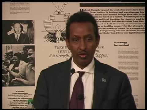 The Somali Diaspora in Norway and Minnesota: A Conversation with Two Ambassadors