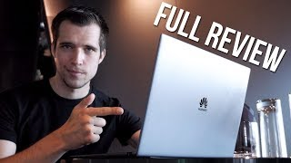 Matebook X Pro Review - The BEST Laptop 2018 !
