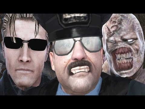 Resident Evil: The Cool, The Fat and The Ugly