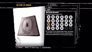 Batman: Arkham Asylum - The Spirit of Arkham