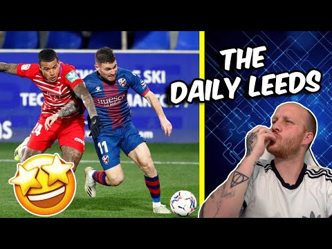 THE DAILY LEEDS   GALAN PERFECT FIT FOR LEEDS AS THE LB PURSUIT GOES ON.