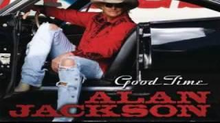 Alan Jackson - Sissy's Song Lyrics