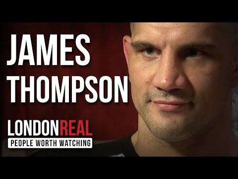 James Thompson - The Colossus - PART 1/2 | London Real