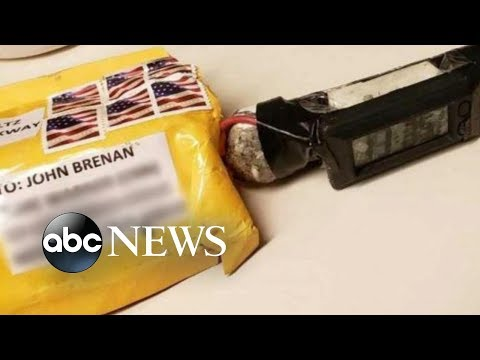 What to know about the suspicious packages delivered to Clinton, Obama, CNN and more