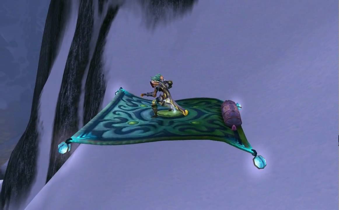 Frosty Flying Carpet Wow Recipe Lets See Carpet New Design