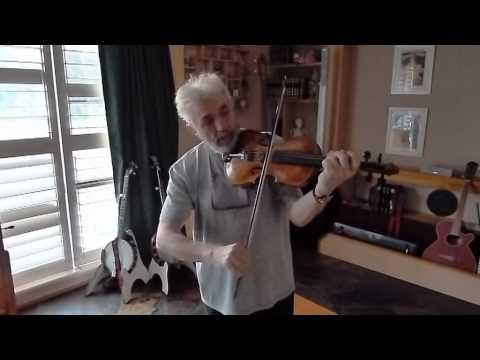 Stainer violin.flv