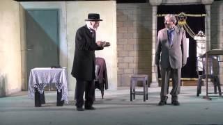 עופר הלוי בהצגה באלעד offer halevi