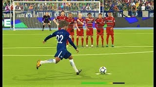 Chelsea vs Huddersfield 2018   Full Match   PES 2018 Gameplay HD