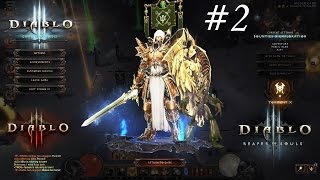 Diablo 3 ROS Multipayer Fast Rift Crusader GAMEPLAY 2016 1080p PC#2