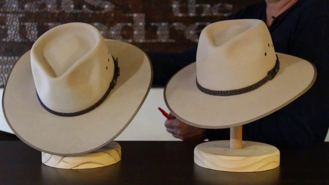 b990563d8fc Akubra Cattleman Vs Tablelands Hat - Hats By The 100 - YouTube