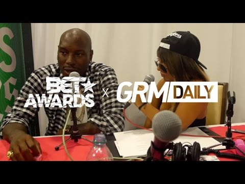 Tyrese gives his secrets to looking young & vulnerable forthcoming album process [GRM DAILY]
