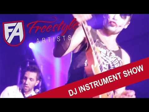 DJ-Instrument-Show, DJ Show, DJs, Intsrument 2013 - Freestyle Artists