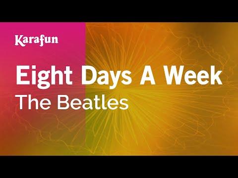 Karaoke Eight Days A Week - The Beatles *
