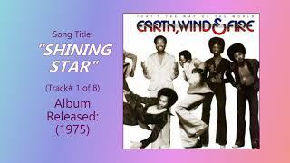 "Earth, Wind & Fire - ""Shining Star"" w-HQ Audio (1975)"