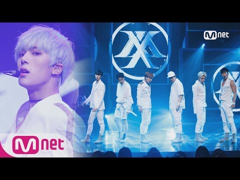 [MONSTA X - All in] Special Stage   M COUNTDOWN 160623 EP.480