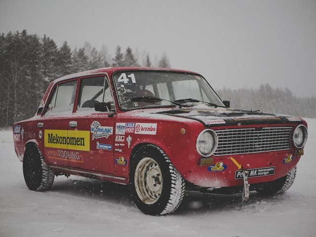 Lada Ice Drifting (200hp)