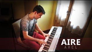 """Aire"" - Axel (Javi Jiménez piano cover)"