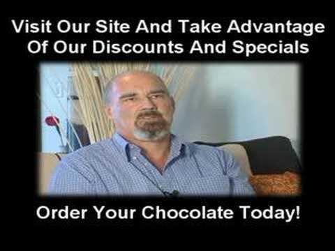The Doctors Chocolate- helps promote anti-aging