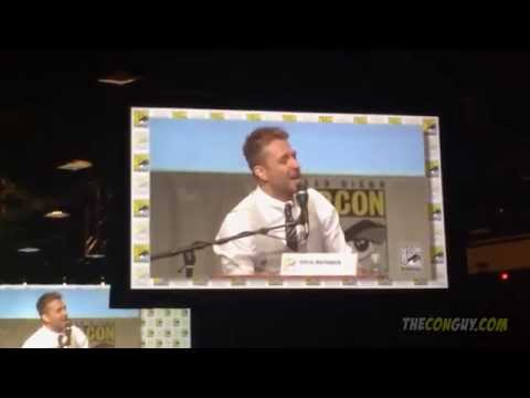 Chris Hardwick serenades Wil Wheaton with Stand By Me theme