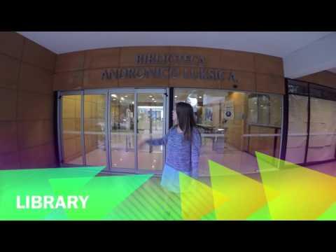 Universidad de Chile Campus Tour (FEN)
