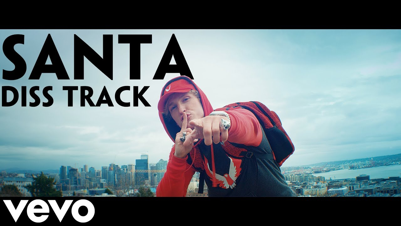 Logan Paul - SANTA DISS TRACK (Official Music Video)