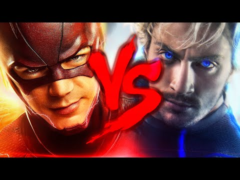 Flash VS. Mercúrio | Duelo de Titãs