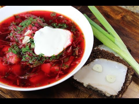 Borscht/Borsch/My Family Recipe! The best one you ever tried!